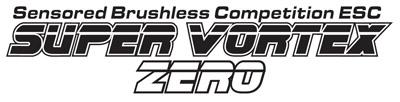 Sanwa Super Vortex Zero Brushless ESC